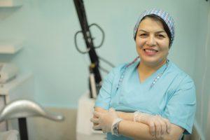 دکتر شهناز شایانفر متخصص و جراح زنان